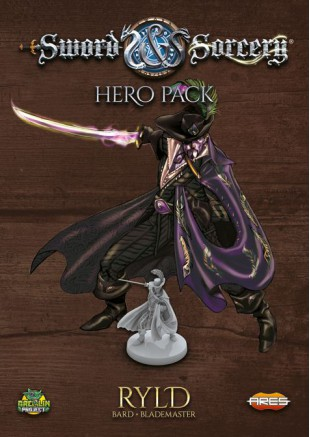 Sword & Sorcery: Hero Pack – Ryld