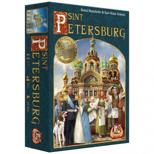 Saint Peterburg (Second edition)