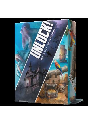 Unlock! Mystery Adventures (Castellano)