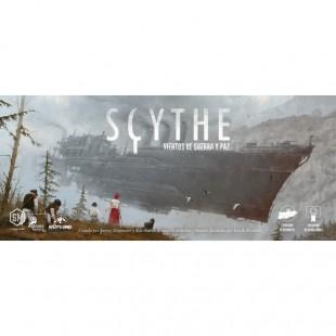 Scythe: Vientos de guerra y paz + Promos