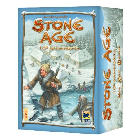 Stone Age - Edición X aniversario