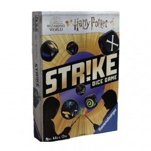 Harry Potter: Strike Dice Game