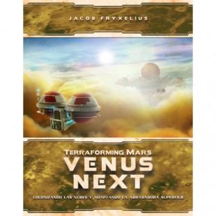 Terraforming Mars: Venus Next + Promo