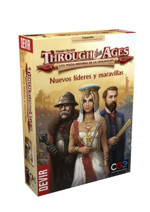 Through the Ages - Nuevos lideres y maravillas