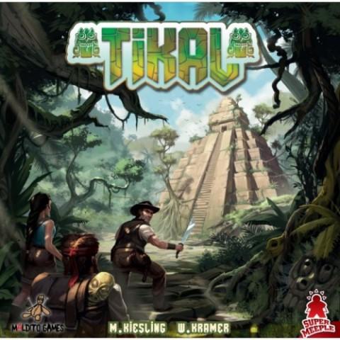 Tikal (Castellano)