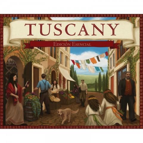 Viticulture: Tuscany Edición Esencial