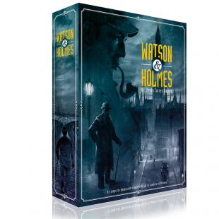 Watson & Holmes 2ª Edición