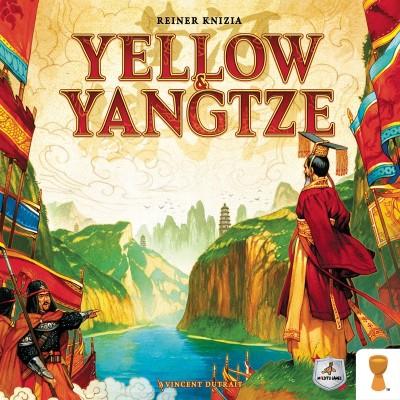 Yellow & Yangtzee