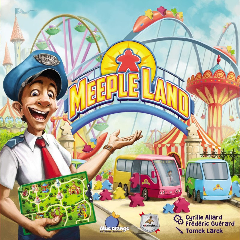 [Preventa 29-07-21] Meeple Land