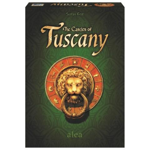 The Castles of Tuscany (castellano)