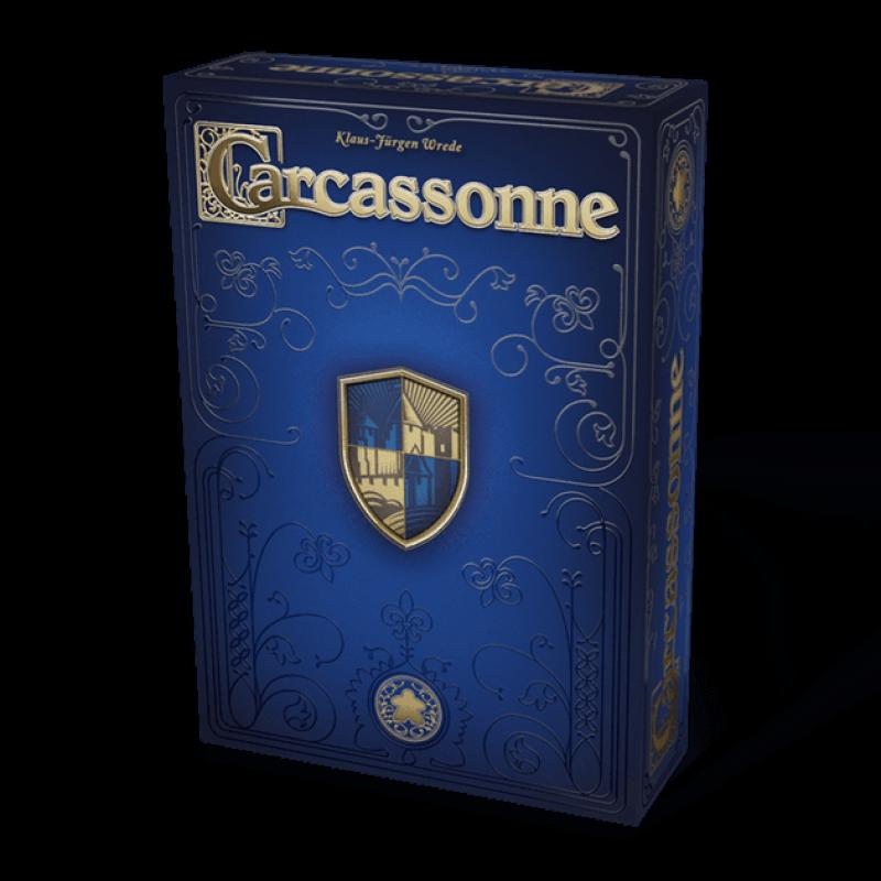 Carcassonne 20 aniversario (Preventa)