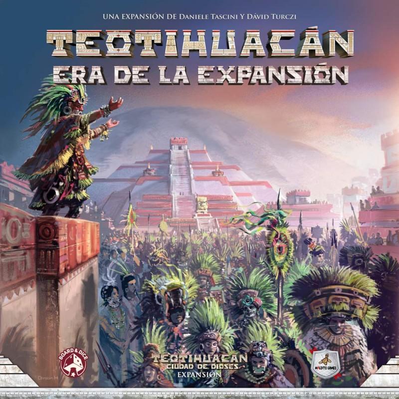 [Preventa 5/08] Teotihuacán: Era de la Expansión
