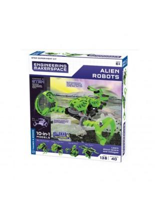 Stem Experiment Kit: Alien robots