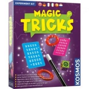 Experiment Kit: Magic Tricks