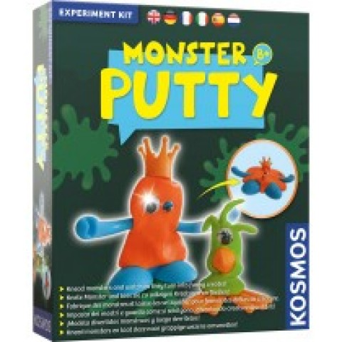 Experiment Kit: Monster Putty