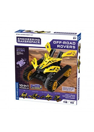 Stem Experiment Kit: Off-Road Rovers