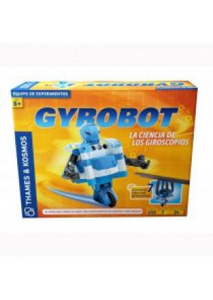 Experiment Kit: Gyrobot