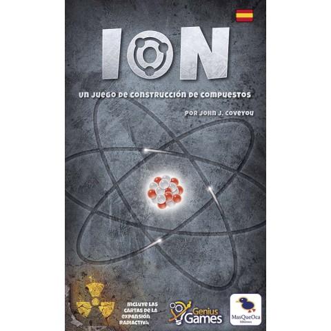 Ion: Un juego de construcción de compuestos