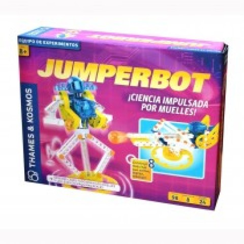 Experiment Kit: Jumperbot