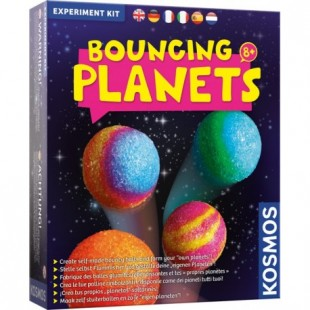 Experiment Kit: Bouncing Planets