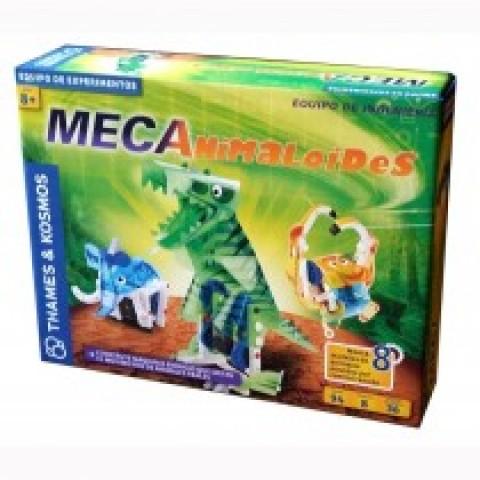Experiment Kit: Mecanimaloides