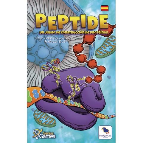 Peptide: Un juego de construcción de proteinas