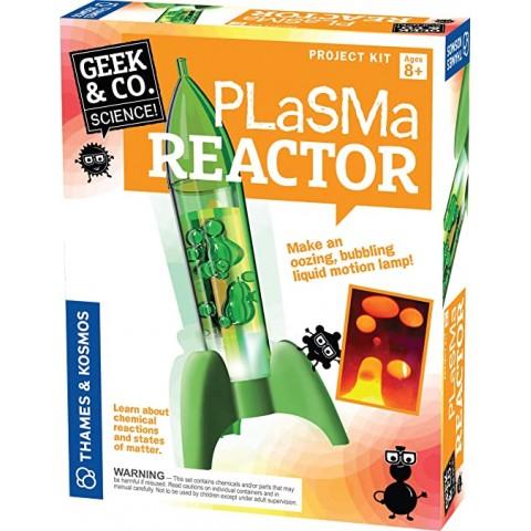 Ciencia Guays S.A. - Reactor Plasma