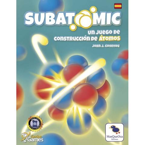 Subatomic: Un juego de construcción de átomos