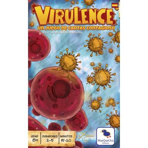 Virulence: un juego de cartas contagioso