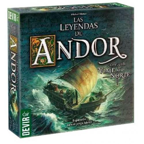 Las leyendas de Andor: Viaje al