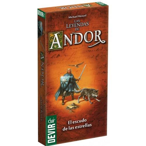 Las Leyendas de Andor: El Escudo