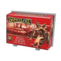 Battlelore (Segunda Edición): Partida de guerra de Desdén