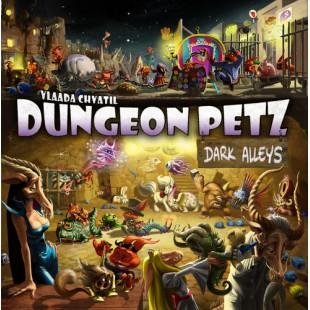 Dungeon Petz: Dark Alleys (Inglés)