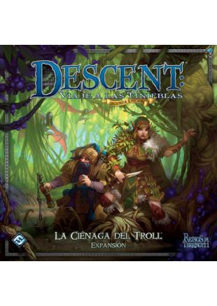 Descent 2ª Edición: La Ciénaga del Troll