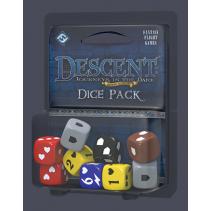 Descent 2ª Edición: Pack de Dados Extra