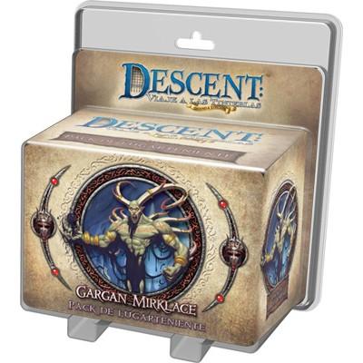 Descent 2ª Edición: Lugarteniente Gargan Mirklace