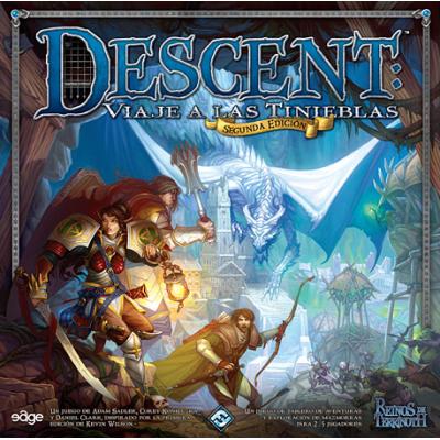 Descent: Viaje a las tinieblas 2ª Edición