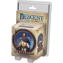 Descent 2ª Edición: Lugarteniente Rylan Olliven