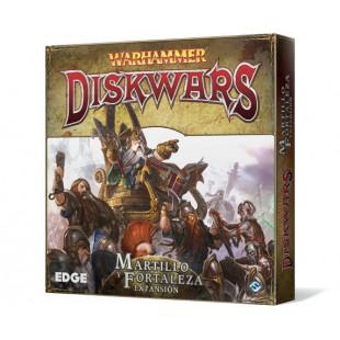 Warhammer: Diskwars - Martillo y Fortaleza