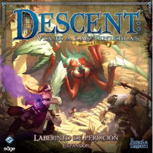 Descent 2ª Edición: Laberinto de la Perdición
