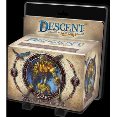 Descent 2ª Edición: Lugarteniente Skarn