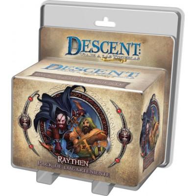 Descent 2ª Edición: Lugarteniente Raythen