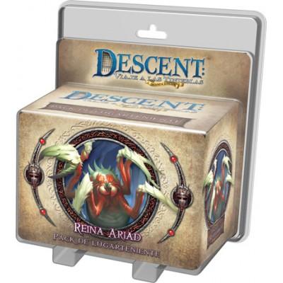 Descent 2ª Edición: Lugarteniente Reina Ariad