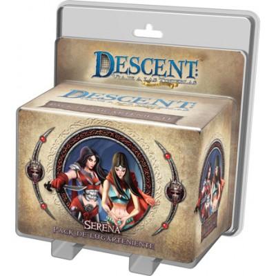 Descent 2ª Edición: Lugarteniente Serena