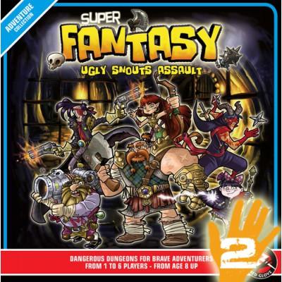 Super Fantasy  [Segunda Mano]