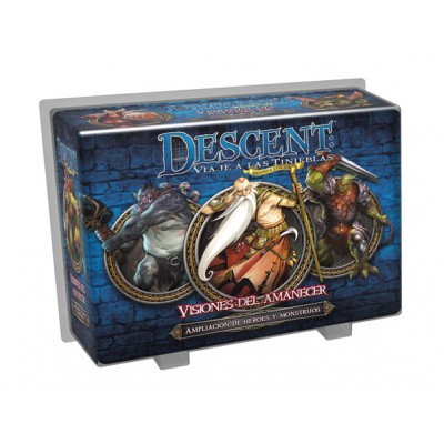Descent 2ª Edición: Visiones del Amanecer