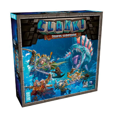 Clank!: Tesoros sumergidos