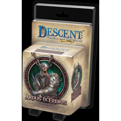 Descent 2ª Edición: Lugarteniente  Ardus Ix'Erebus