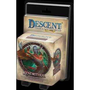 Descent 2ª Edición: Lugarteniente Kyndrithul