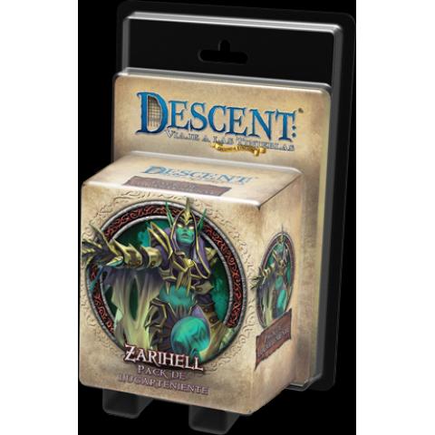 Descent 2ª Edición: Lugarteniente Zarihell